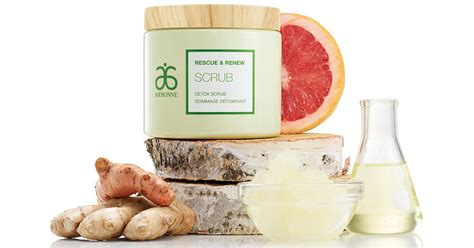 Arbonne Detox Scrub by Arbonne Uk On Quot Reveal Something Beautiful With
