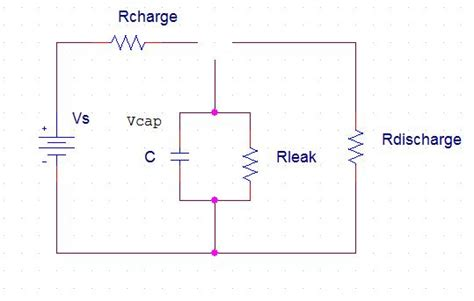 capacitor charge experiment engineering 44 tytsai experiment capacitor charging discharging