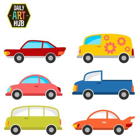 car clipart cars clip set daily hub free clip