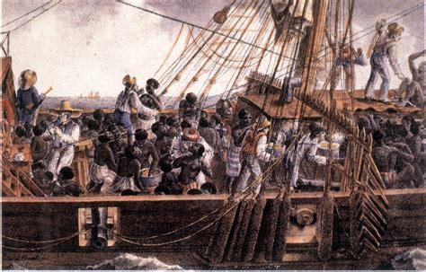 slave boat the middle passage atlantic slave trade aoxoa