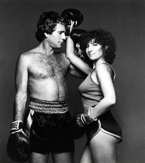 barbra streisand boxing movie barbra streisand and ryan o neal quot the main event quot 1979