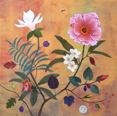 acrylic painting flowers quot acrylics painting flowers quot with fred lisaius carla