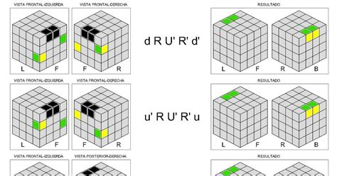 tutorial rubik 4x4 tutorial cubo rubik 4x4 pdf barricate di carta 171 cinema