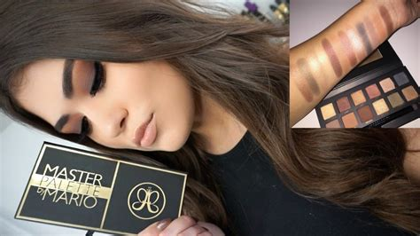 Make Up Palette By Beverly master palette by mario beverly review