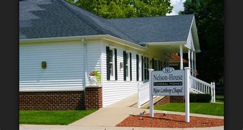 nelson house funeral home nelson house funeral homes owosso chesaning and new