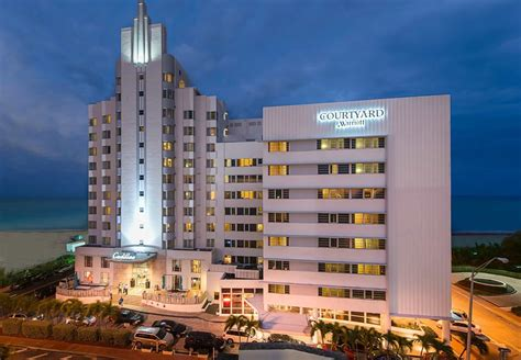 Cadillac Hotels by Hotel Cadillac Miami 2018 World S Best Hotels