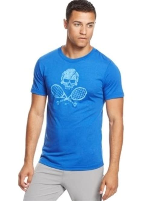 Tshirt Tilton Racing Bdc nike nike skull and racquet dri fit performance t shirt