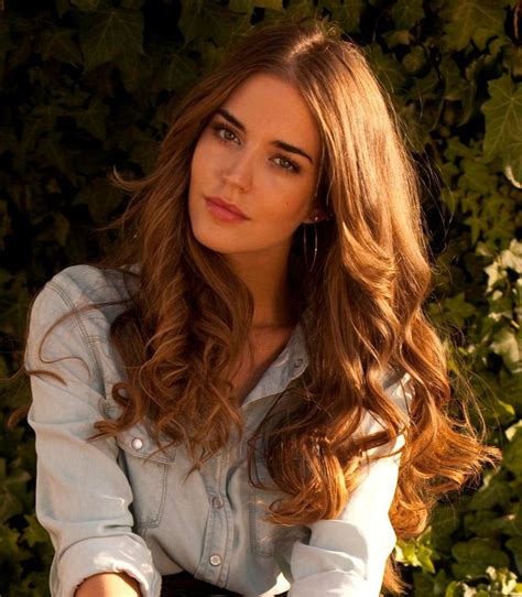 clara alonso hair color best 25 clara alonso hair ideas on pinterest clara