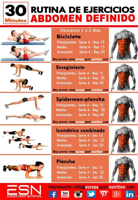 ejercicios para abdomen en casa where to find social media content for free fitness