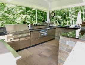 Decorating Ideas For Outdoor Kitchen Outdoor Kitchens The Ultimate Garden
