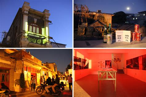 designboom gallery designboom pop up dashilar gallery in beijing