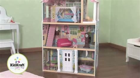kidkraft wooden doll house kidkraft wooden dollhouse 79 shipped southern savers