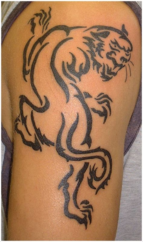 tribal lion tattoos for men the manly tribal tattoos for
