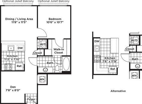 the gale floor plan the gale eckington rentals washington dc apartments