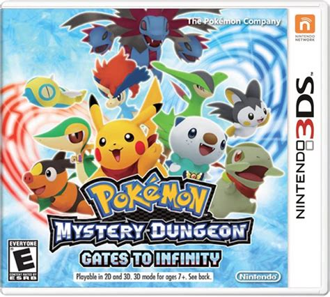 mystery dungeon gates to infinity pikachu pok 233 mon mystery dungeon gates to infinity 3ds cia rom