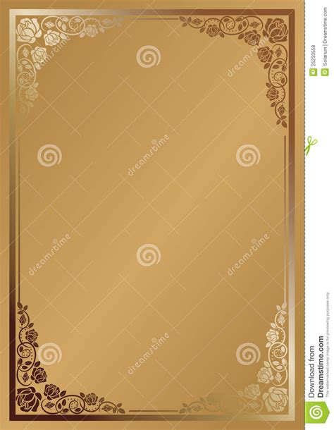 Background For Menu Royalty Free Stock Photos   Image