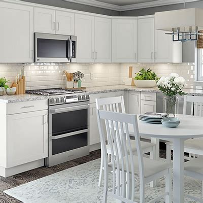 home depot cabinet colors kitchen cabinets color gallery at the home depot