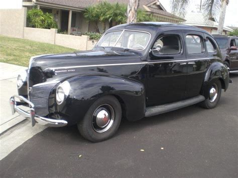 lincoln mercury ford the price of the 1940 ford sedan in 1940 autos post