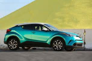 Crossover Toyota Modified Toyota C Hr Crossover Heading To 24 Hours Of