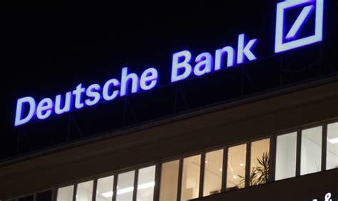 deutsche bank kapitalerhöhung deutsche bank senior lawyer commits in new york
