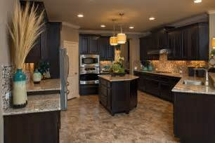 Unbelievable Flooring And Decor 21 Kitchens With Dark Cabinets Page 2 Of 2 Angie