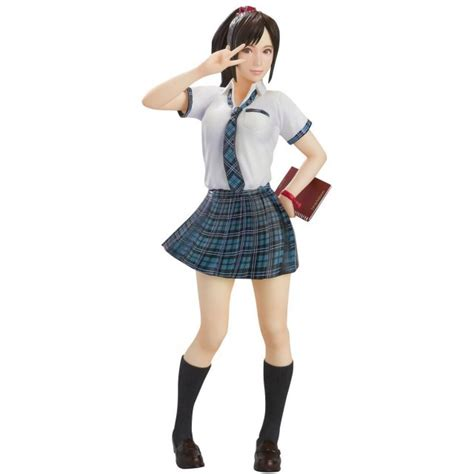 Figuarts Zero Hikari Miyamoto Ps4 Summer Lesson Figure figuarts zero summer lesson 1 8 scale pre painted figure miyamoto hikari