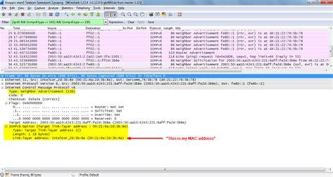 wireshark latency tutorial basic ipv6 messages wireshark capture blog webernetz net