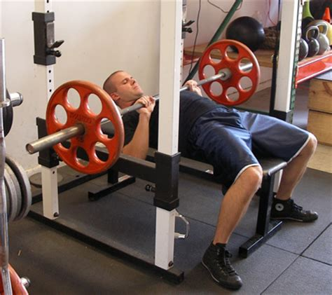 proper bench press grip close grip bench press exercise