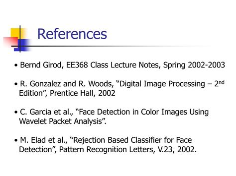 pattern recognition letters acceptance rate ppt automatic face recognition using color based