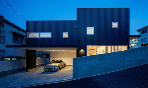 designboom japan house uzu architects disguises swallow house in suburban japan