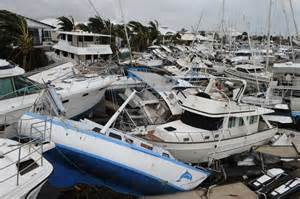 Damaged For Sale Australia Cyclone Yasi Destroys 60 Boats Motor Boat Yachting