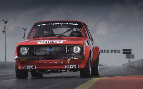 Großes Auto by Ford Two Door Mk2 Race Racing Tuning G Wallpaper