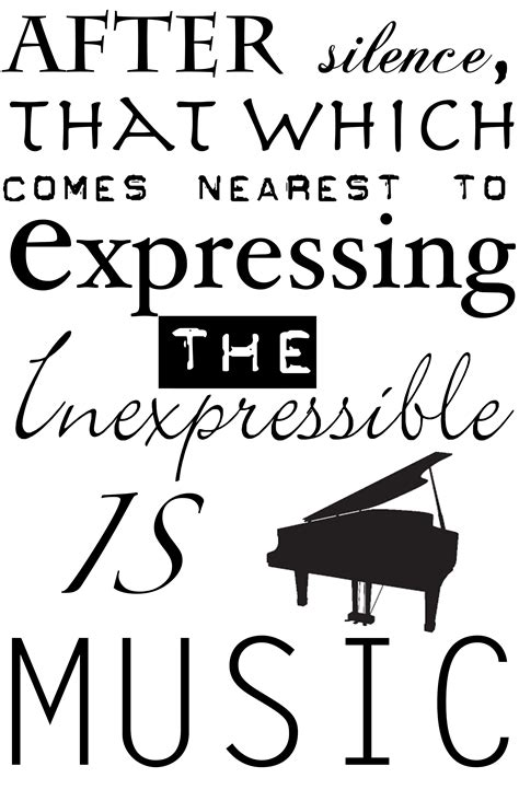printable quotes about music art music quotes like success