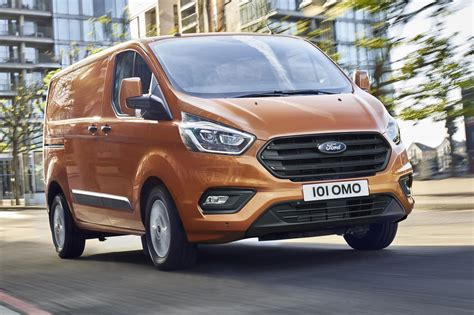 Ford Transit 2018 by New Ford Transit Custom For 2018 Info And Pictures Of