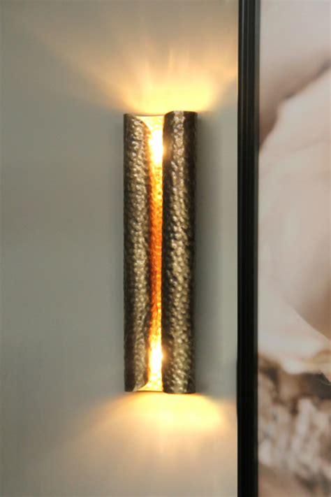 wandleuchten modern moderne wandlen f 252 hren einen sitlvollen effekt in den