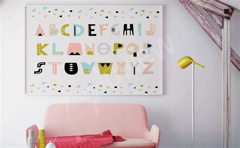 Poster Chambre by Posters Chambre D Enfant Mur Aux Dimensions Myloview Fr