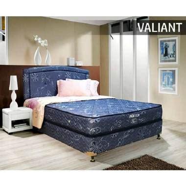 Kasur Bed Porter jual porter valiant bonnel kasur springbed blue