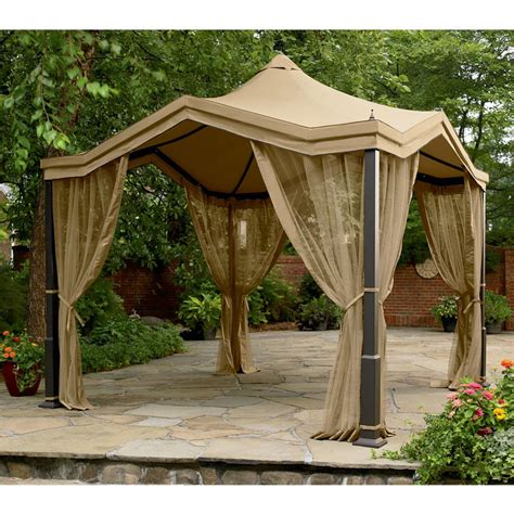 Canvas Garden Gazebo Replacement Canvas Top For Gazebo Compare Prices And