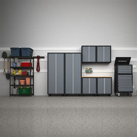 Garage Cabinets Ultimate Newage Products Bold Series Ultimate Garage Set Atg Stores