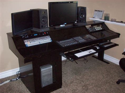 97737d1224000234 Euphonix Mc Control Mix Users Check Out Recording Studio Desks Workstations