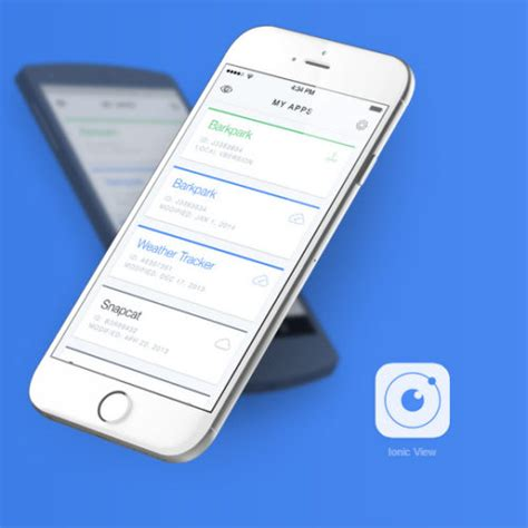 sviluppo mobile guida sviluppo mobile con ionic framework