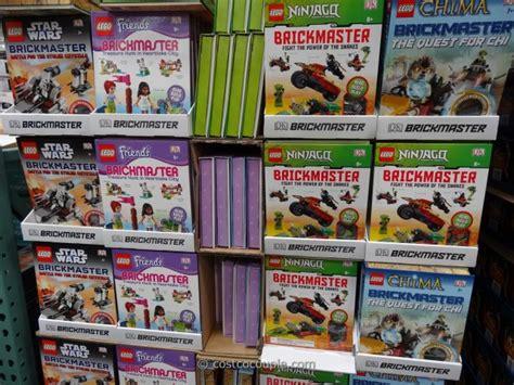 costco picture book lego brickmaster building bricks and book
