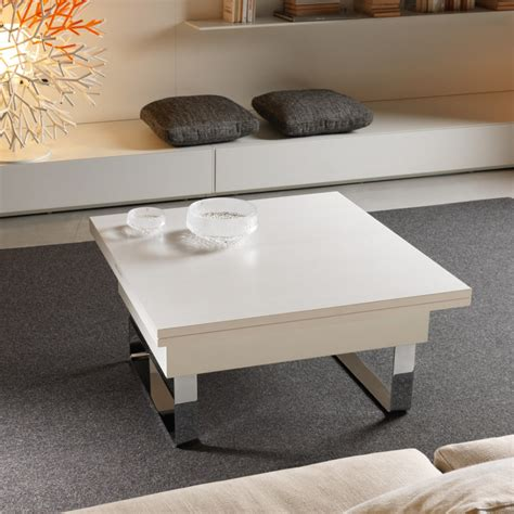 designs for small spaces transformable coffee tables core77