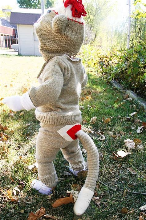 diy sock monkey clothes 17 best ideas about sock monkey costumes on
