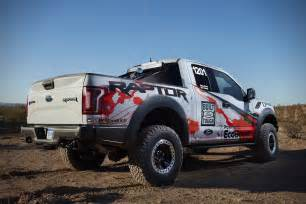 Ford F150 Raptor 2017 Ford F 150 Raptor Race Truck Hiconsumption