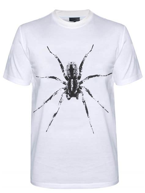 Nakedlily T Shirt Spider White lanvin white spider t shirt designerwear