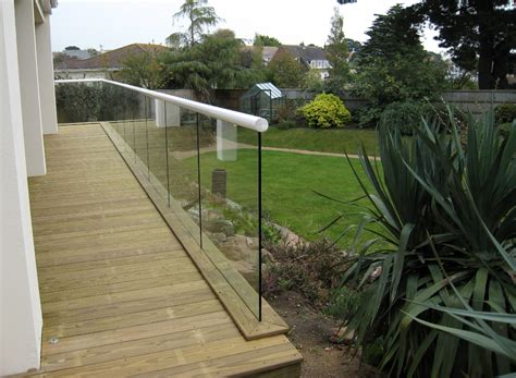 glass banister cost custom glass balustrade glass banisters glass balustrades