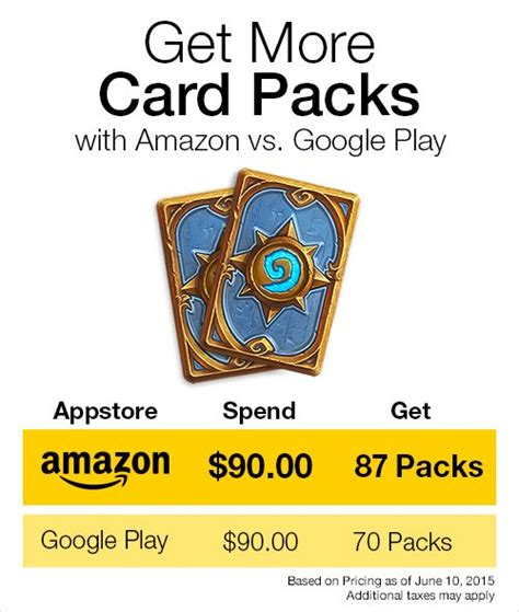 Amazon Gift Card Hearthstone - amazon com hearthstone spend less play more apps games