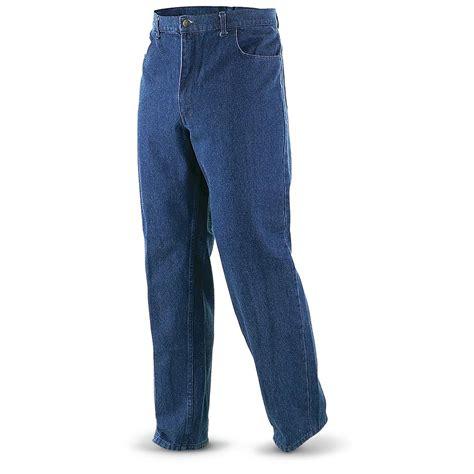 denim blue new italian military surplus navy denim jeans navy blue