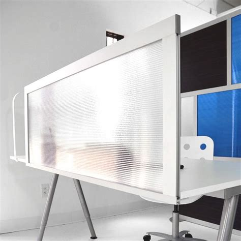 desk dry erase board desk divider by loftwall can be tackable fabric acrylic